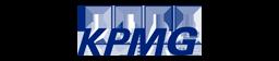 Logo KPMG - Cliente Zoho