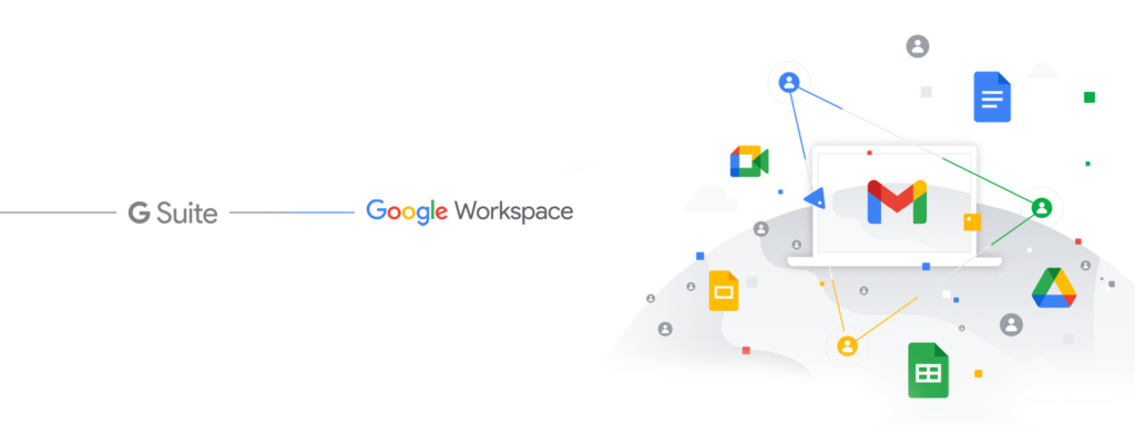 G Suite ahora es Google Workspace